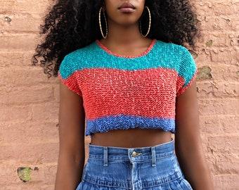 Ella Knit Crop