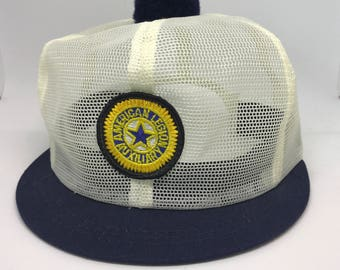 American Legion Hat Etsy