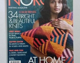 NORO Knitting Magazine; Issue 9; Fall/Winter 2016