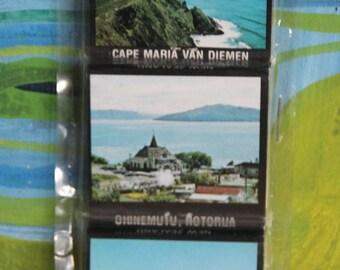Vintage match book,Back strike matchbook, New Zealand never been opened
