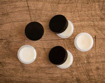 Solid cologne samples, Natural cologne and perfume, Vegan Cologne, Alcohol Free Cologne, 6 units