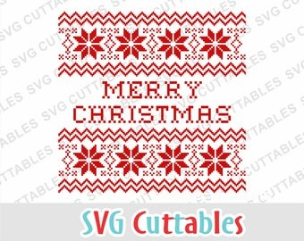 Christmas svg, ugly Christmas Sweater svg, Merry Christmas sweater svg, eps, dxf,  Silhouette file, Cricut cut file, digital download