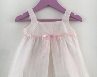 Summers vintage baby dress