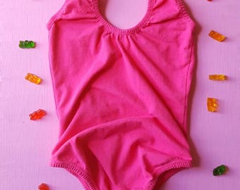 Gummy bear Leotard -cotton candy - leotard -toddler - gummy bear
