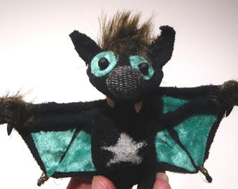 Little Bat with star on its belly
