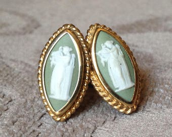 Wedgwood Earrings