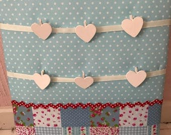 French style shabby chic memo board