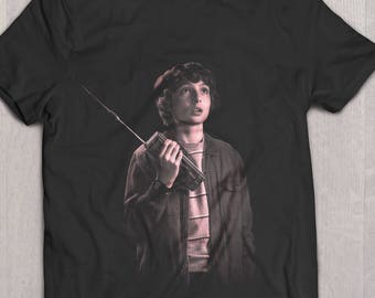 Stranger Things Mike / Finn Wolfhard T-Shirt - Netflix