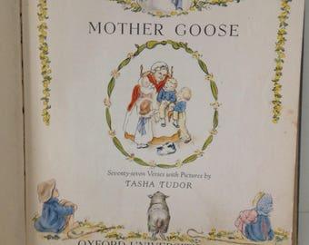 Tasha Tudor Mother Goose