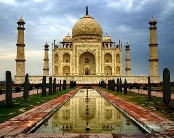 India Taj Mahal placemat
