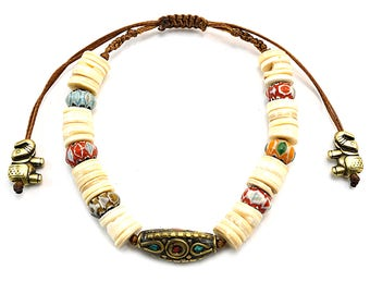 Boho bracelet Bohemian bracelet Boho jewelry Bohemian jewelry Beaded bracelet Gift for her Gift for women Bracelet for women Adjustable
