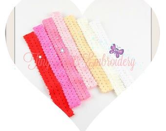 Please add a headband to my order ~ Will match your Tutu Outfit