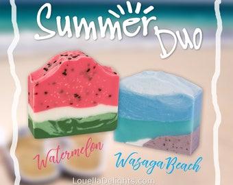 Summer Duo - Soap Set