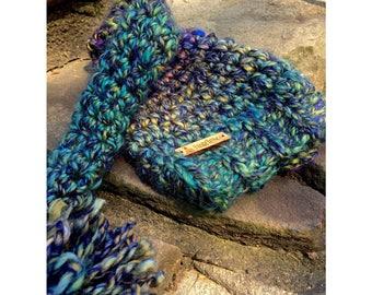 Crocheted Baby Elf Hat! // Baby Photography Prop