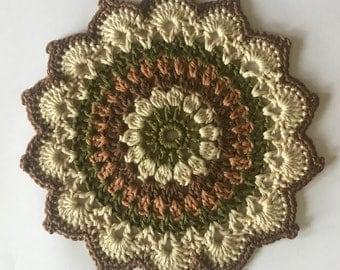Crochet Mandala / Doily