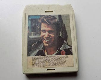 70s Fonzie's Favorites 8Track Tape Happy Days, Collectible