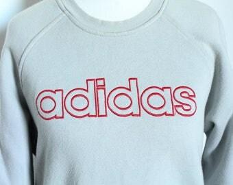 Sweatshirt Adidas vintage 1990