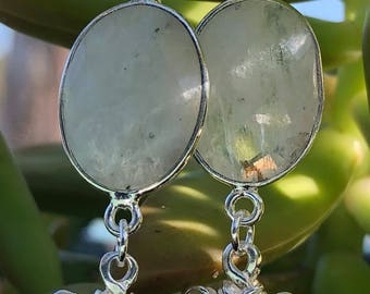 Moonstone and solver knots