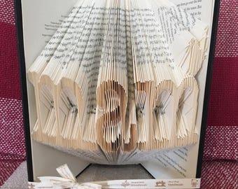 mam folded book