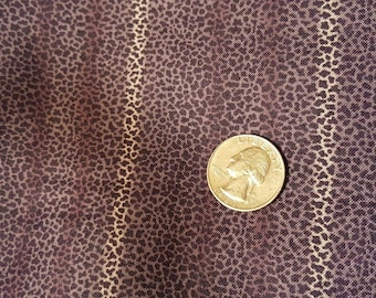 Chocolate and Lilac #7398 By Sara Morgan For Blue Hill Fabrics Quilt Fabric End of Bolt – 2 Yards