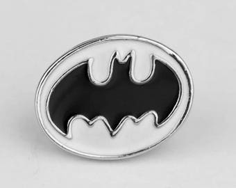 Bat Manb Lapel Pin   Batman Brooch   Batman Badge