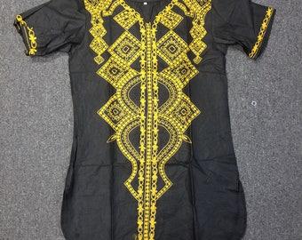 African clothing for men-Dashiki