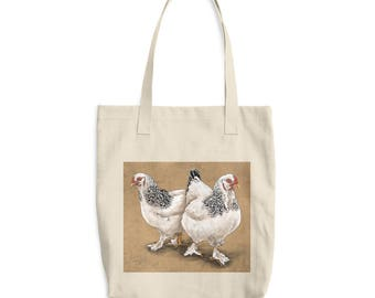 Brahma Chicken Bag - Cotton Tote Bag