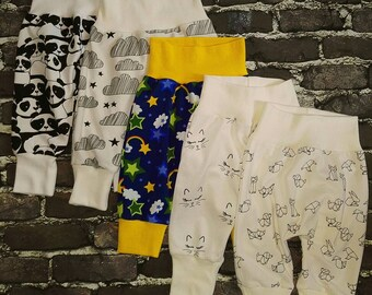 3-6 months baby trousers