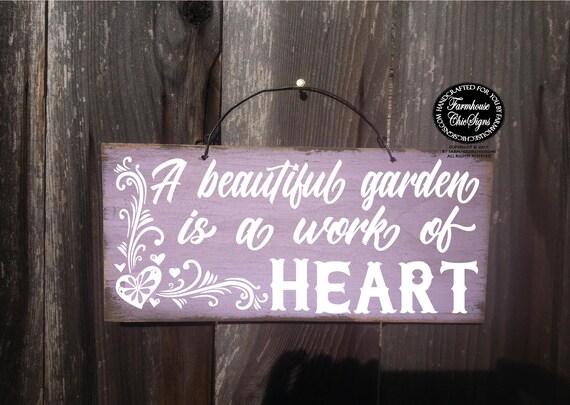 garden signs, garden decor, garden, fairy garden, garden art, garden decoration, gift for gardener