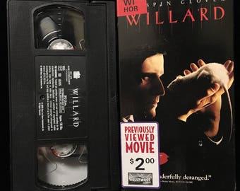 Willard VHS