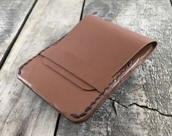 Wallet, Wallets for Men, Leather Wallet, Card Holder Wallet, Mens Leather Wallets, Card Wallet, Slim Wallets for Men, Brown Leather Wallet