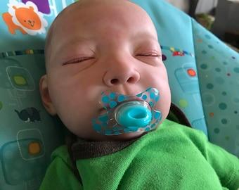 Beautiful baby boy Reborn