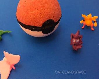 Pokemon Bath Bombs for Kids, Bath Fizzie, Kids Bath Bombs, Bath Bomb, Surprise Toy, Kids Bath Bomb, toy surprise Bath Bomb, Gifts Under 10