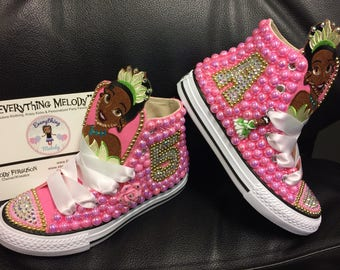 Princess Inspired Converse