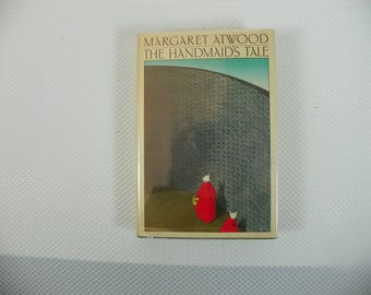 The Handmaid's Tale  by Margaret Atwood signed by author