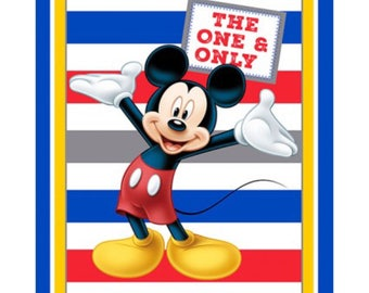Mickey Mouse Panel-Free Shipping