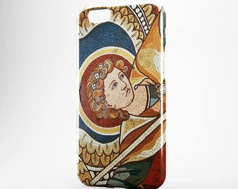 iPhone 7 Case Classic Art iPhone 6 Case iPhone 7 Plus Angel in Tile iPhone 6 Plus Case iPhone 5 iPhone SE Case iPhone 5C Galaxy S8 Plus Case