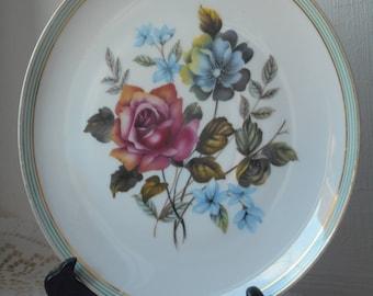 stunning vintage Limoges porcelain decorative collectable plate