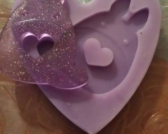 Silicone mould inspired kawaii TOTORO