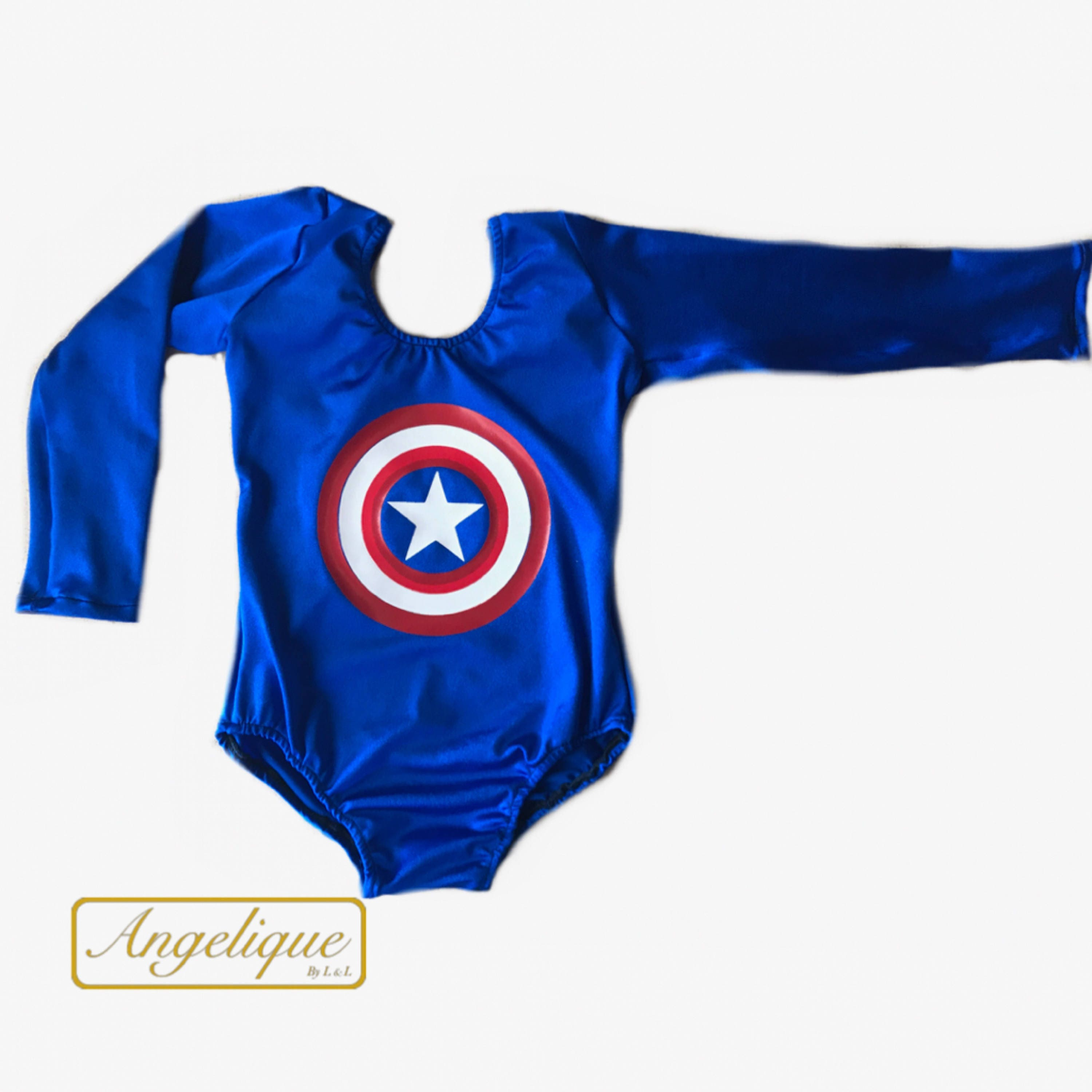 Captain America Leotard