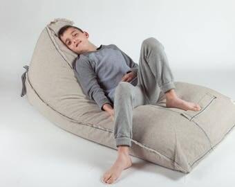 bean bag chair bean bag bed bean bag chairs for kids big bean - Giant Bean Bags