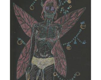 Skeletal Fae