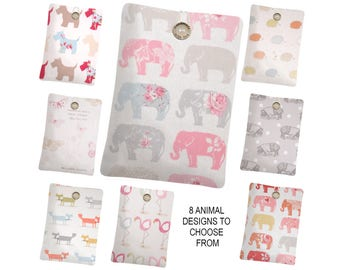 8 Animal Designs // iPad Case, iPad Mini Sleeve, Kindle Paperweight Case, Kindle Fire Sleeve, Nook Cover, Kobo Case