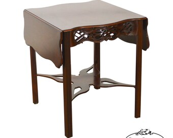 Antique Bakers Table Etsy