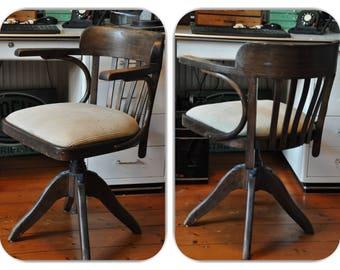 BOMBPROOF swivel chair chaise de bureau industrial GERMAN swivel chair Stoll Desk Chair Office Chair