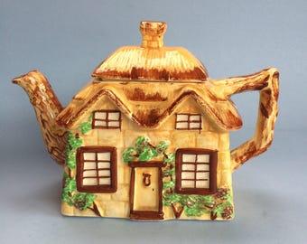 Westminster Potteries Cottageware Vintage Teapot England Hanley on Trent