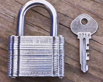 Vintage Slaymaker pad lock