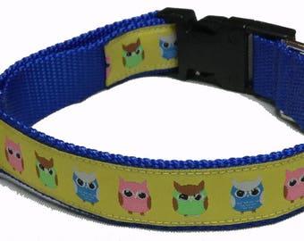 Dog Collar, Owls