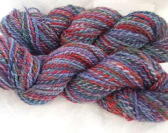 CC17/484 Handspun Pure Wool Yarn