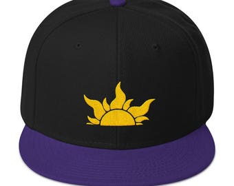 I Could Go Running, and Racing, and Dancing, and Chasing - Snapback Hat